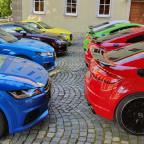 8s-only Parkplatz
