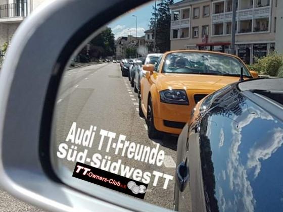 Audi TT Freunde Süd-SüdwesTT