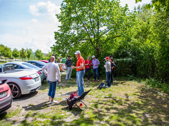 Odenwaldtour 18.05.2019 TTOC Rhein Main Neckar