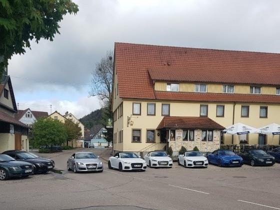 Saisoneröffnungs-TTour der Audi TT Freunde Süd-SüdwesTT