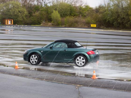 Fahrsicherheitstraining 13.04.2019 Grafschaft Fahr-, Test- und Trainingsanlagen