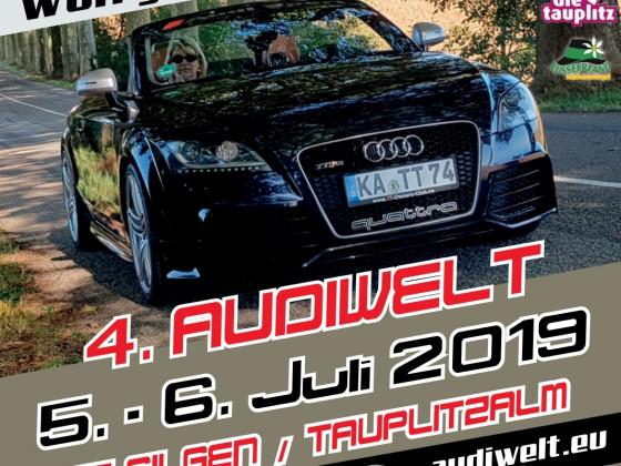 Berge und Seen TTour@Audi TT-Freunde Süd-SüdwesTT