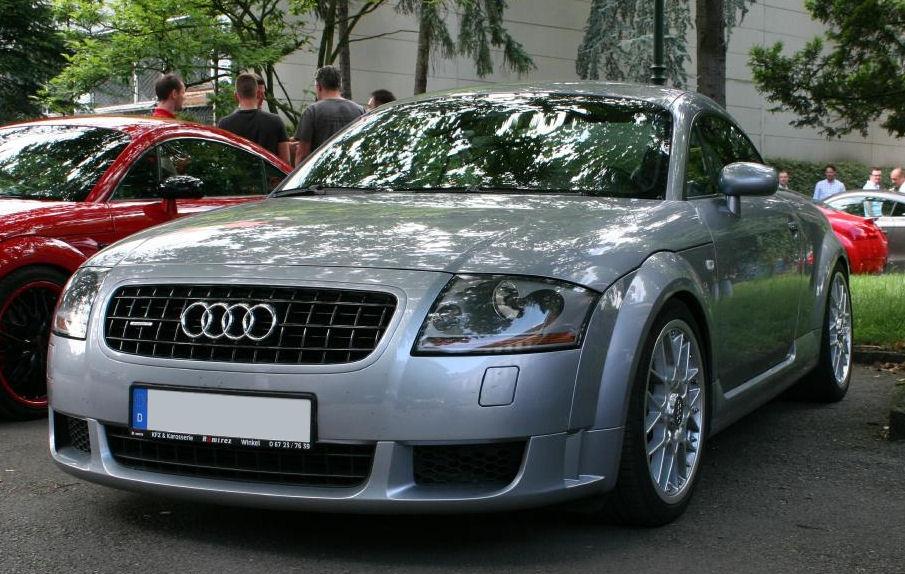 Audi Tt Forum 8n