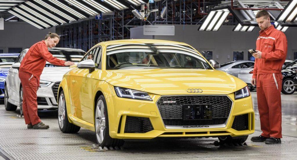 Audi Hungaria: solide Ergebnisse im Jahr 2016
