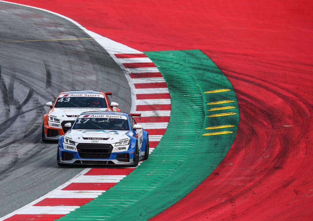 Audi Sport TT Cup: Vorentscheidung im Titelkampf