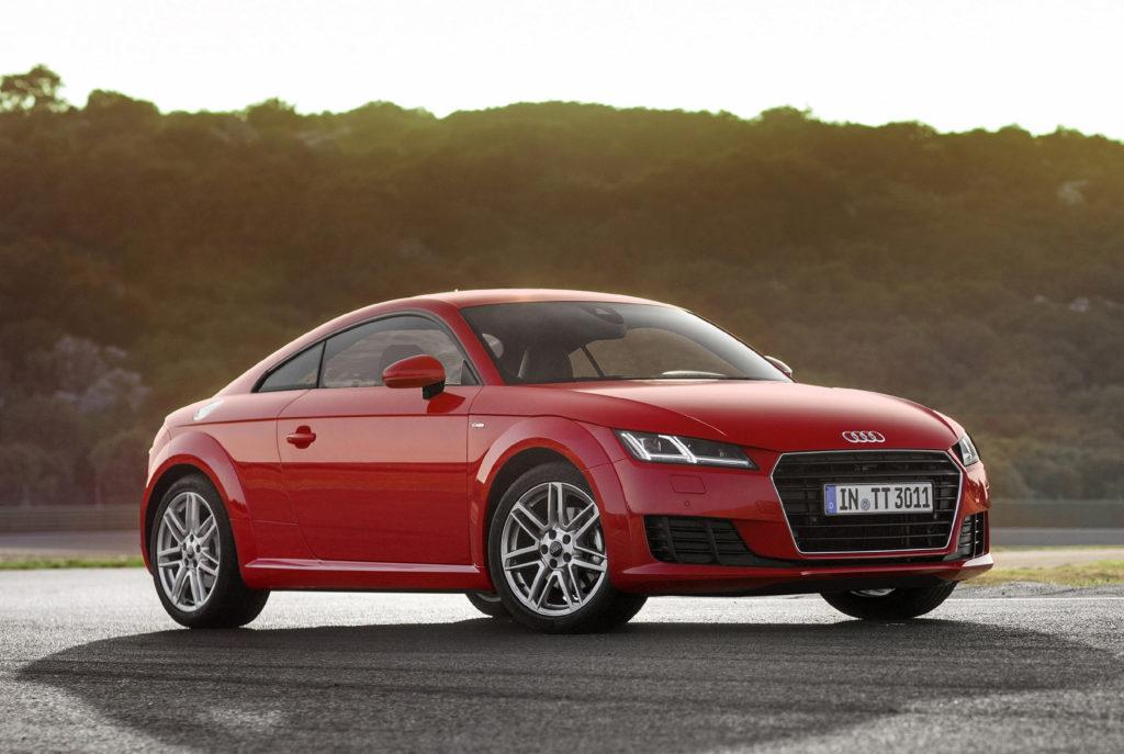 """""""What Car"""": Audi TT zum 16. Mal """"Bestes Coupé"""""""