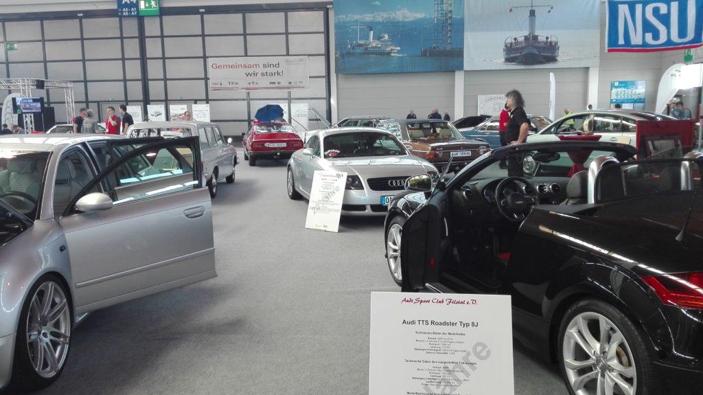 Der TTOC auf der Motorworld Classics Bodensee vom 25. bis 28. Mai