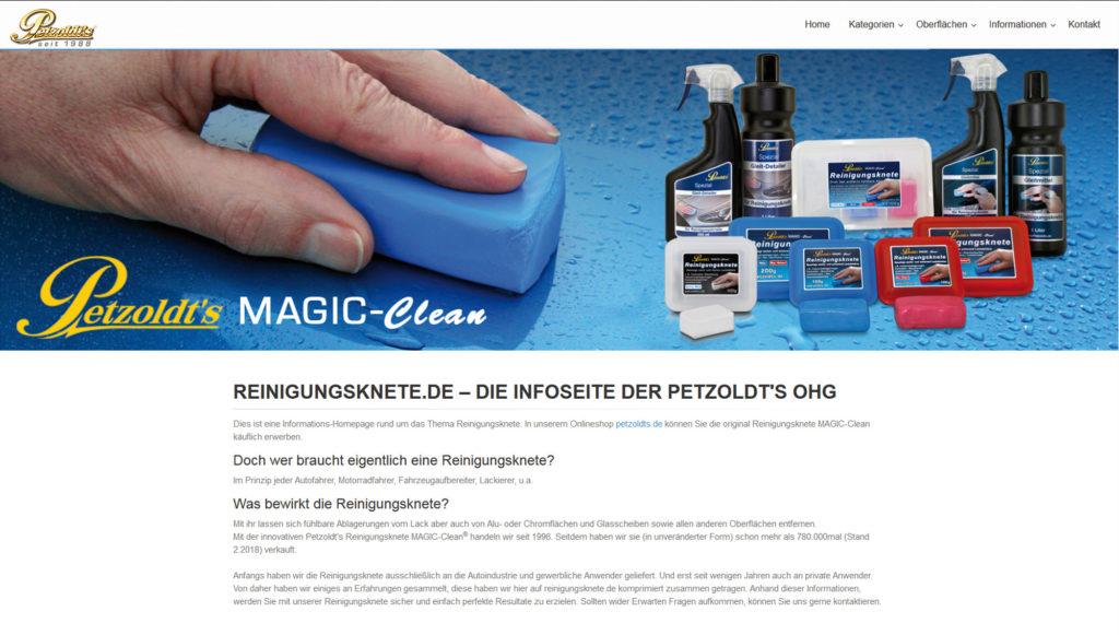 Petzoldt's Spitzenprodukt: Jeder Autofahrer braucht Knete