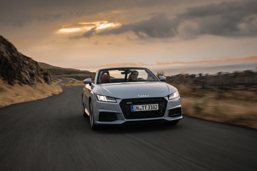 Neuer Audi TT ab sofort bestellbar