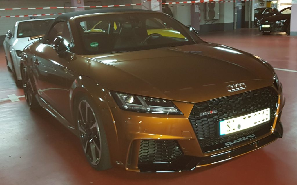 Tuning des Audi TT: Qualität und Tauglichkeit im Fokus