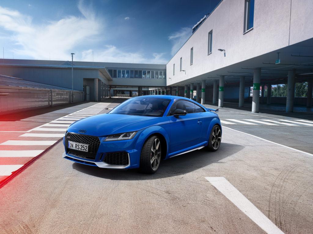 25 Jahre Audi RS: Exklusives Jubiläumspaket